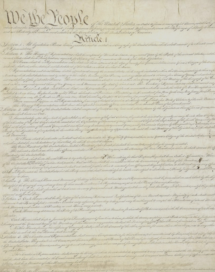 article two constitution